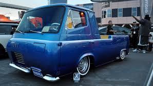 Vintage Ford Econoline Truck - gene winfield u0027s