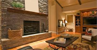interior fabulous decorating stone fireplace ideas living room
