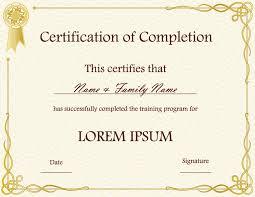 certificates template resumess memberpro co