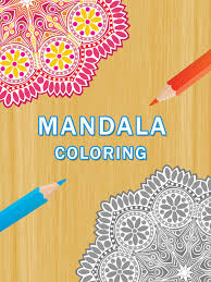 Coloring Book Free Mandalas Color Therapy Pages U0026 Stress
