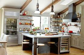 excellent kitchen in the industrial style my sweet house