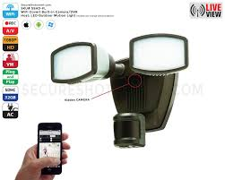 motion detector light with wifi camera secureshot live view wifi 1080p hd led motion flood light covert ip