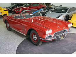1962 corvette pics 1962 chevrolet corvette for sale classiccars com cc 965595