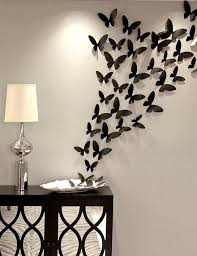 Wall Decoration Ideas The 25 Best Butterfly Wall Decor Ideas On Pinterest Wall