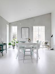 Best Dining Room Images On Pinterest Dining Room Live And Room - All white dining room