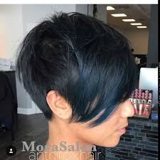 front and back views of chopped hair 19 incredibly stylish pixie haircut ideas short hairstyles for 2018