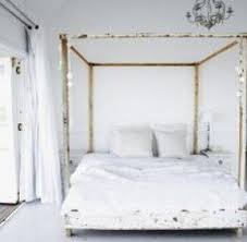 four post canopy bed frame foter