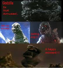 Godzilla Meme - godzilla meme maybe by critterart on deviantart
