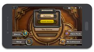 hearthstone android lets you save on hearthstone card packs on pc ios or