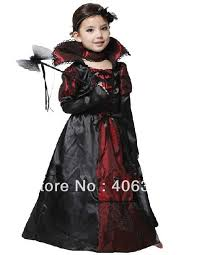 Vampire Halloween Costumes Kids Girls Aliexpress Buy Halloween Party Dress Cosplay Costume