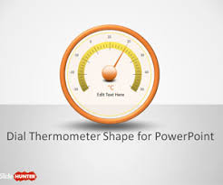 free thermometer powerpoint templates