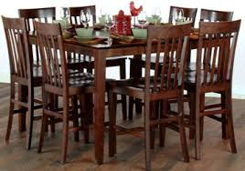 Square Kitchen Tables by Kitchen Square Kitchen Table Seats 8 On Kitchen Within Square