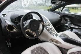 Aston Martin One 77 Interior First Look Aston Martin One 77 Thedetroitbureau Com