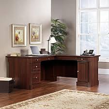 sauder palladia executive desk sauder palladia executive desk select cherry finish