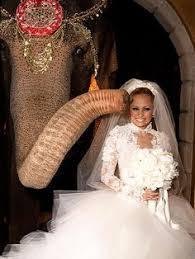 richie wedding dress wedding dresses salma hayek weddings and