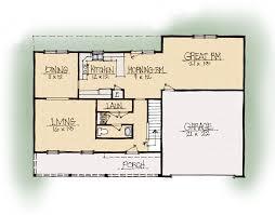 garrison style house floor plans house style