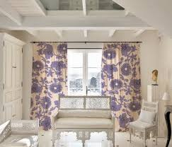 Colorful Patterned Curtains Dressing Up Windows With Colorful Patterned Curtains