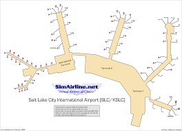 Philadelphia International Airport Map Delta Virtual Destinations