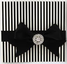 Bling Wedding Invitations Black Stripes Bling Wedding Invite Red Rose Invitations