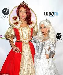 Snooki Halloween Costume U0027s Alice Snooki Jwoww Wear Elaborate Wonderland Costumes