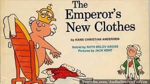 stories for kids the emperors new clothes audio books short