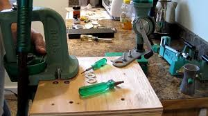 Setting Up A Reloading Bench Smallest Reloading Bench In The World 10