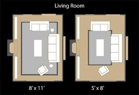 Living Room Rug Size Guide What Size Rug Works Best For Living Room Rug Sizes For Living Room