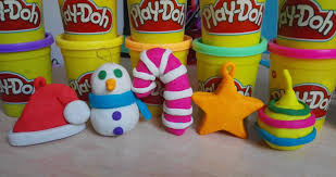 play doh ornaments winnie the pooh tigger cars
