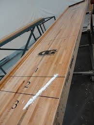 How Long Is A Shuffleboard Table by Amazing Used Shuffleboard Table For Sale Idea C03 Home Inspiration