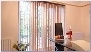 Sliding Door Vertical Blinds Patio Door Vertical Blinds Canada Patios Home Design Ideas