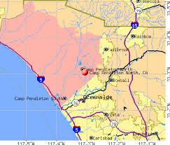 c pendleton california ca 92055 92058 profile