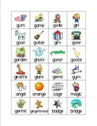 hard g and soft g worksheet worksheets phonics and homeschool