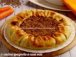 giallo zafferano cucina vegetariana torta salata lenticchie carote e ricotta ricetta facile
