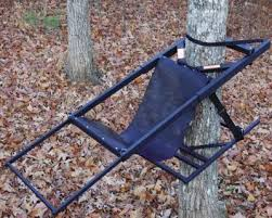 Hunting Chair Plans Tree Lounge Tree Stands U2013 Approved Backyard Deer Hunting