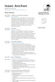 graphic design resume exle contemporary chemistry a practical approach design consultant