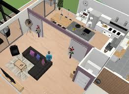 salon cuisine donner votre avis sur plan d amenagement salon cuisine images 3d