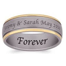 personalized wedding band personalized wedding bands all about wedding
