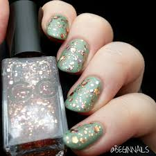 let u0027s begin nails gg indie polish glitter toppers swatch and review