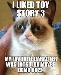 Toy Story Meme Generator - grumpy cat weknowmemes generator