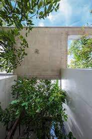 vtn architects completes u0027stacked planters house u0027 in vietnam