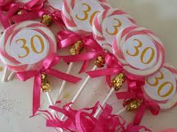 best 25 30th birthday favors ideas on 30 rocks