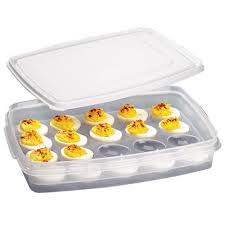 cheap deviled egg tray deviled egg trays