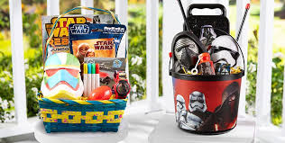 wars gift basket build your own wars easter basket party city