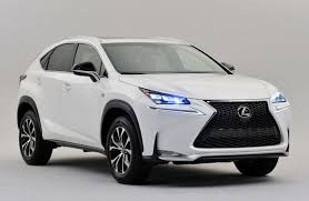 lexus suv concept meet the angular lexus nx suv the future of the brand