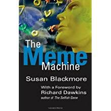 The Meme Machine Susan Blackmore - com susan j blackmore books biography blog audiobooks