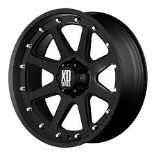 Off Road Wheel And Tire Packages Xd Offroad Wheels Xd798 Addict Matte Black Wheel And Tire Packages