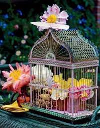 Decorative Bird Cages For Centerpieces by 37 Best Decorative Bird Cages Images On Pinterest Birdcage Decor