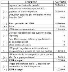 tablas y tarifas isr pagos provisionales 2016 luca cálculo de isr ietu e iva para personas físicas
