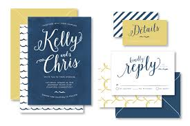 sle wedding announcements anthologie press new nautical wedding invitation suite