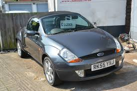 used ford streetka cars for sale motors co uk